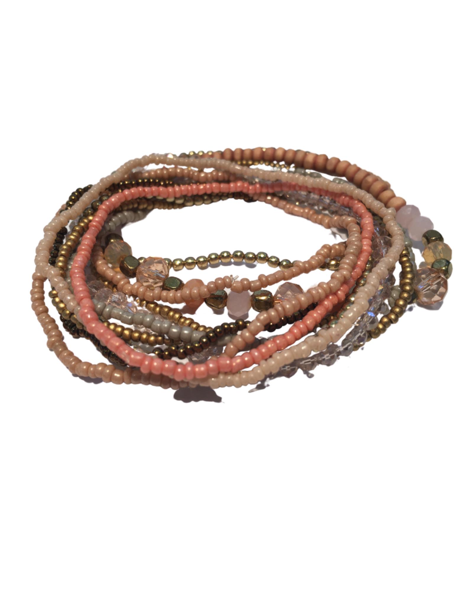 Pastel Bracelet Set - India