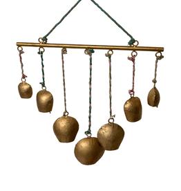 Windchime Brass/Sari Strings Gold Colour
