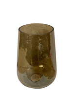 Topaz Tall Cylinder Candleholder