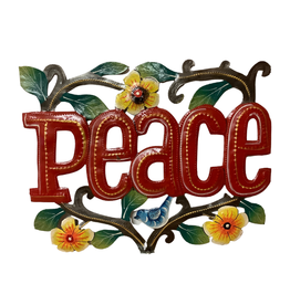 Garden Of Peace Wall Hanging