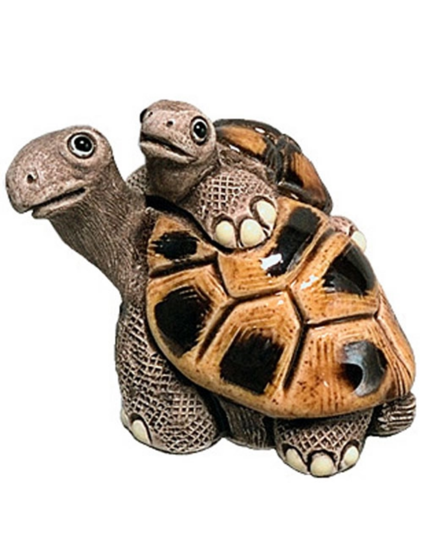 Ten Thousand Villages USA Turtle with Baby