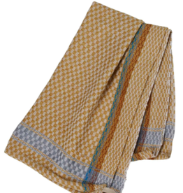 TTV USA Tea Towel Gold