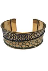 Opposites Attract Cuff Bracelet