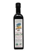 Zatoun Extra Virgin Olive Oil (500mL)