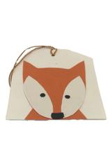 Gift Tag - Friendly Fox