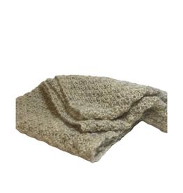 Scarf 100% Wool Oakmeal