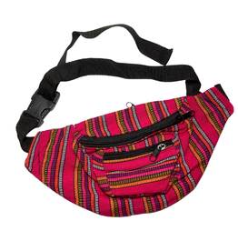 Ikat Fanny Pack (Assorted Colours)