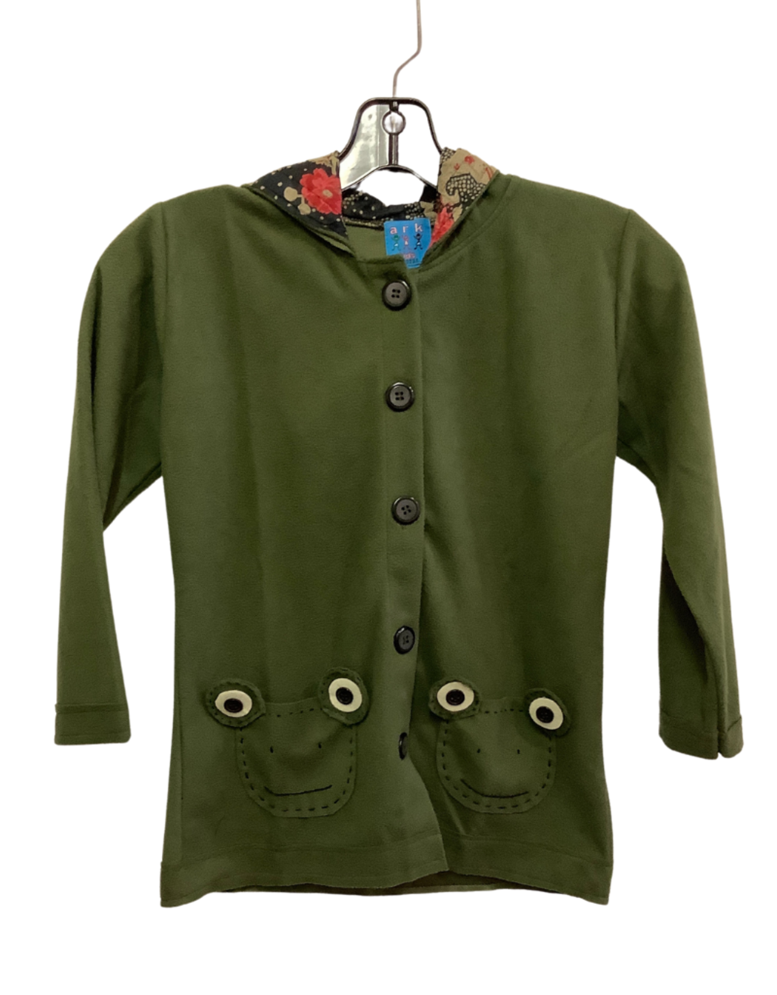 Child's Fleece Jacket, Green