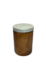 Acacia Wood Canister (Small)