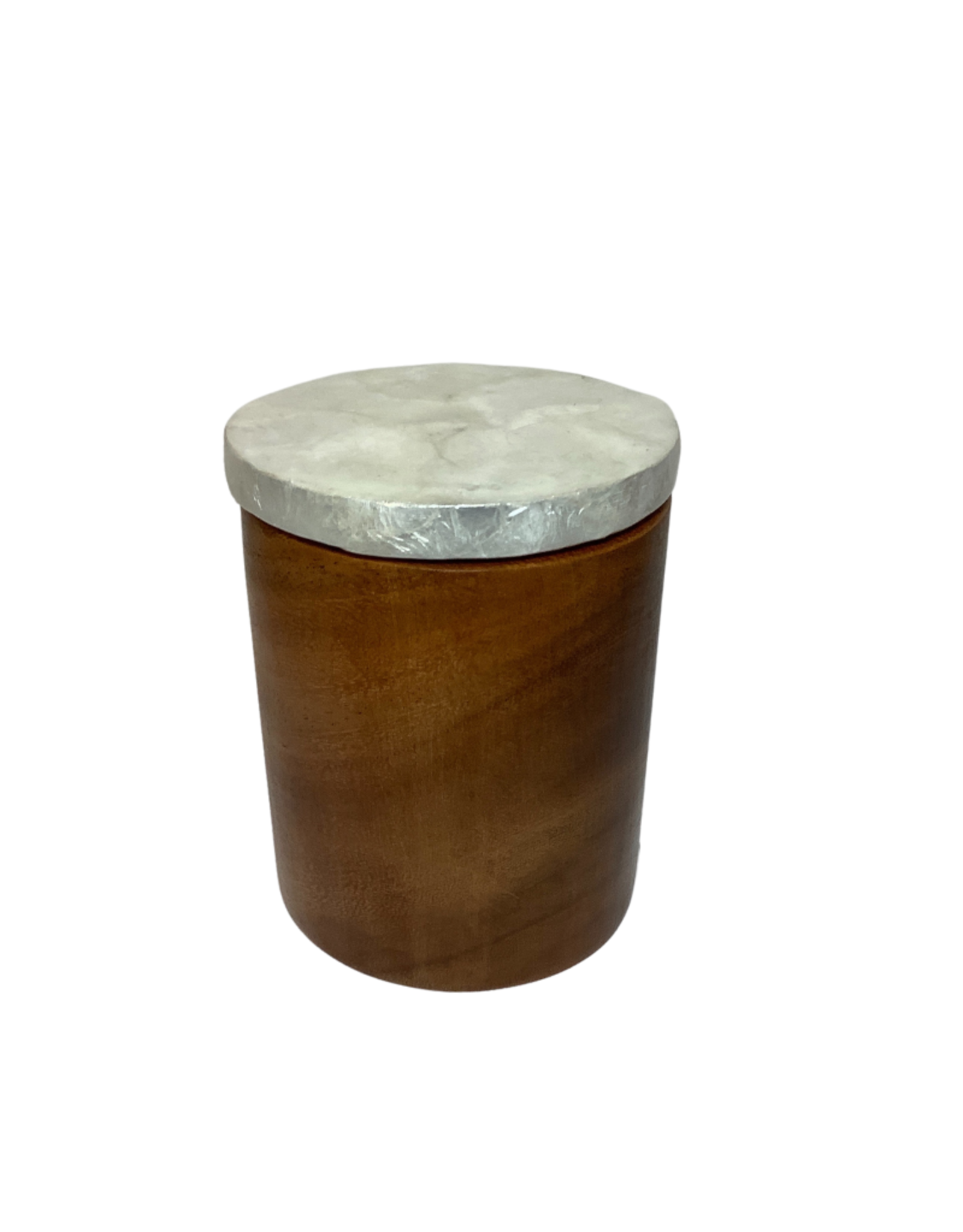 Acacia Wood Canister (Large)