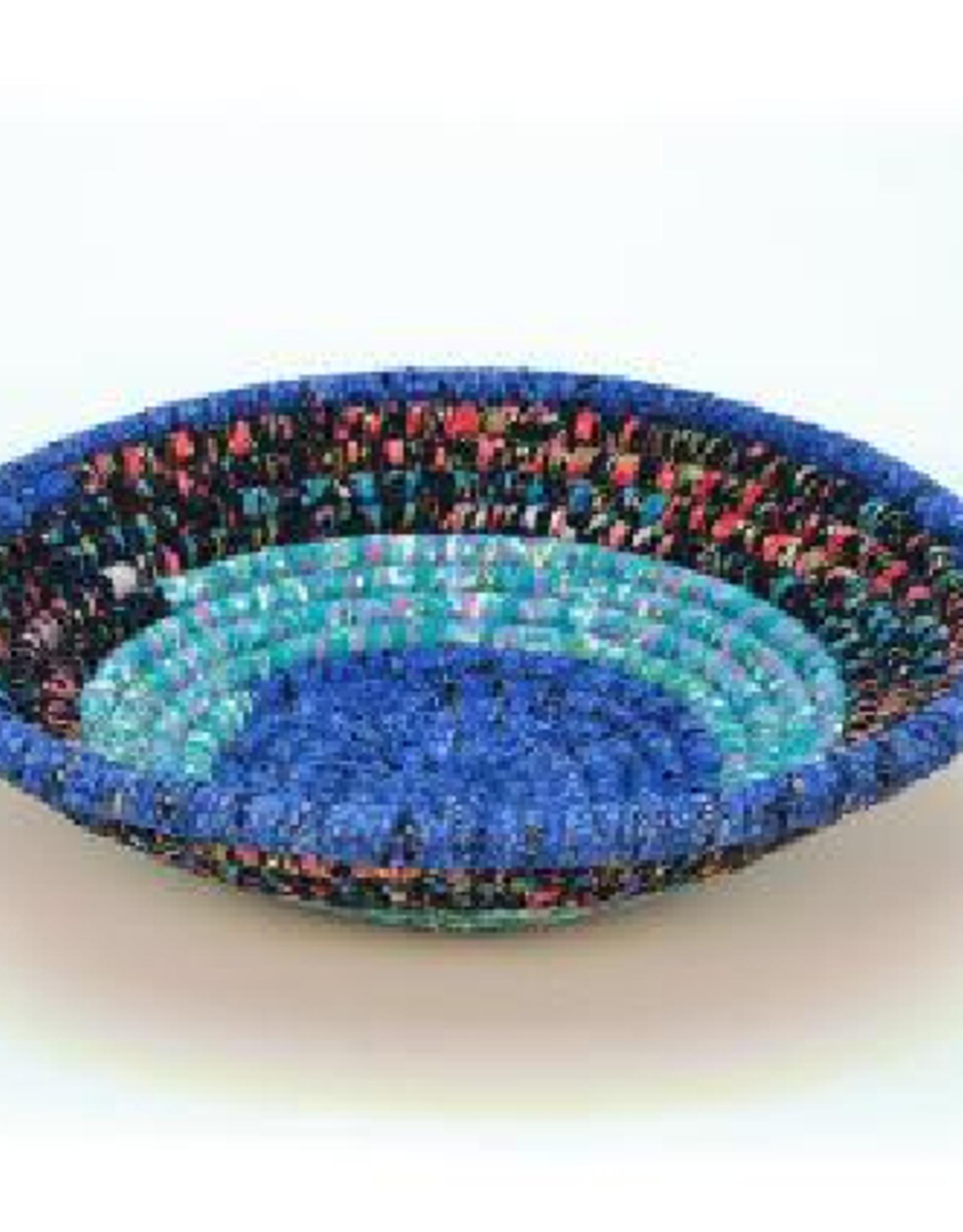 Basket Shades of Blue
