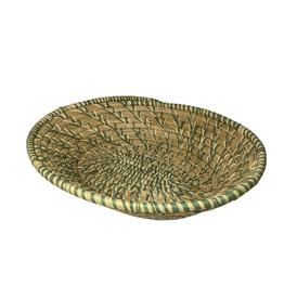 Basket Sage Spiral Raffia