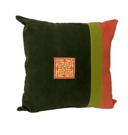 Backyard Medallion Cushion