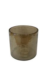 Topaz Short Cylinder Candleholder