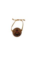 Leather Bee Bracelet
