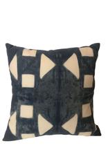 Indigo Surge Cushion