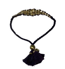 Golden Plum Bracelet