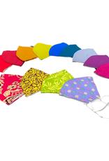 Cotton Face Mask (L) (Single; Assorted Colours)