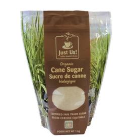 African Essentials Just Us! Organic Cane Sugar, 1kg