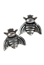TTV USA Earrings, Bumblebee