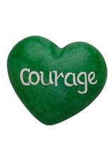TTV USA Paperweight, Courage Heart - Kenya