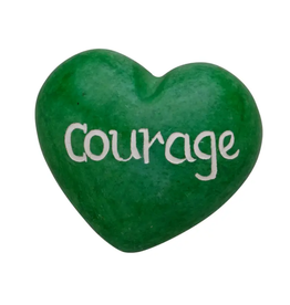 TTV USA Paper weight, Courage Heart