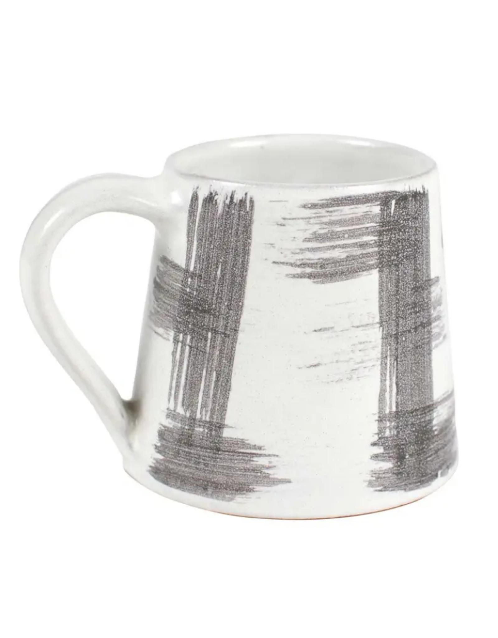 TTV USA Mug, Brush Stroke