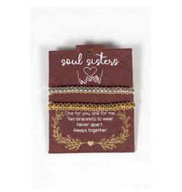TTV USA Bracelet, Soul Sisters Set