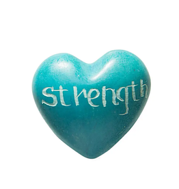 TTV USA Paperweight, Strength Heart