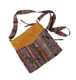 TTV USA Bag, Cuerina Cloth