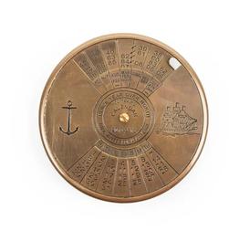 TTV USA Calendar, 100-Year