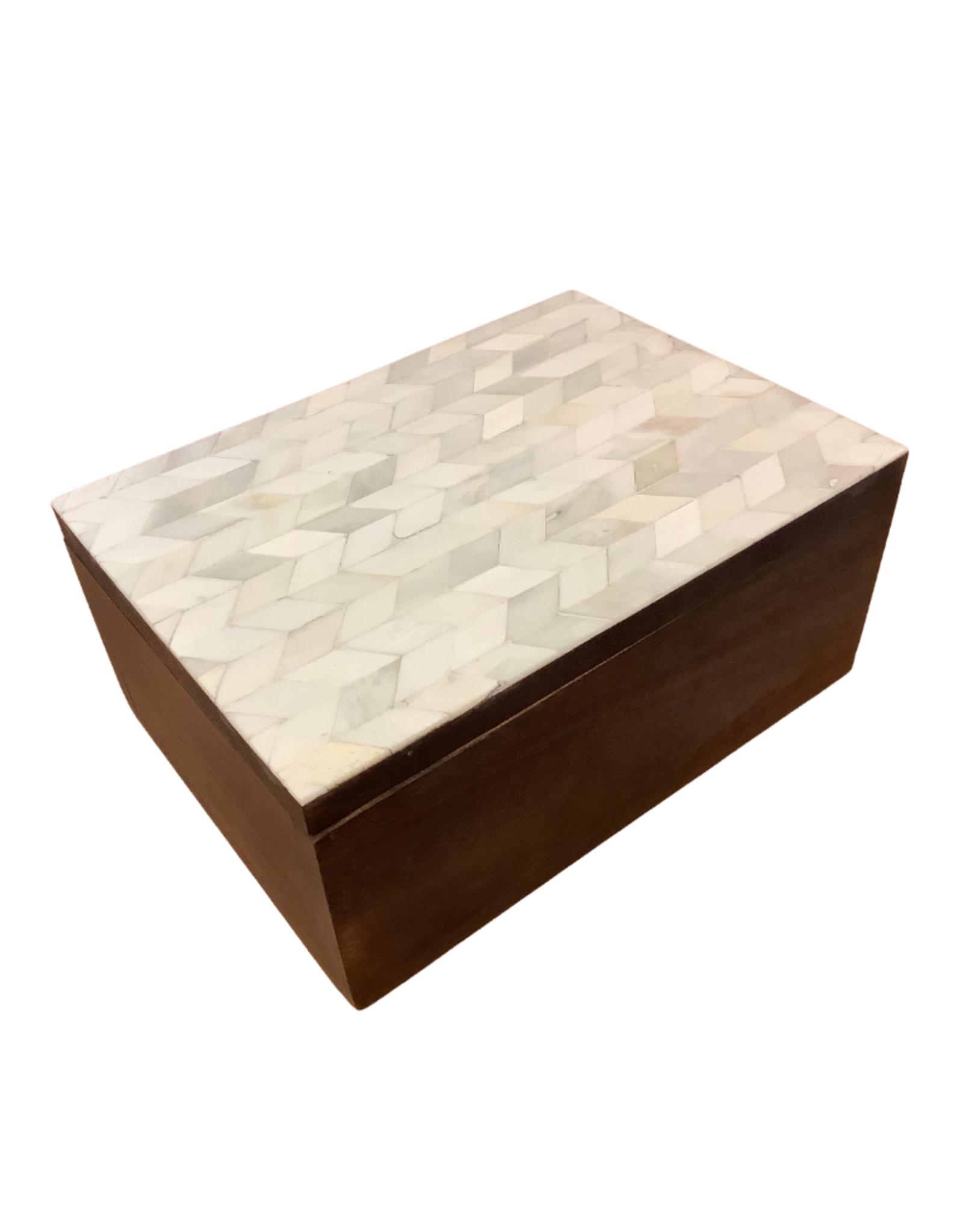 Global Crafts Box, Treasure Artemis-Large Pearl