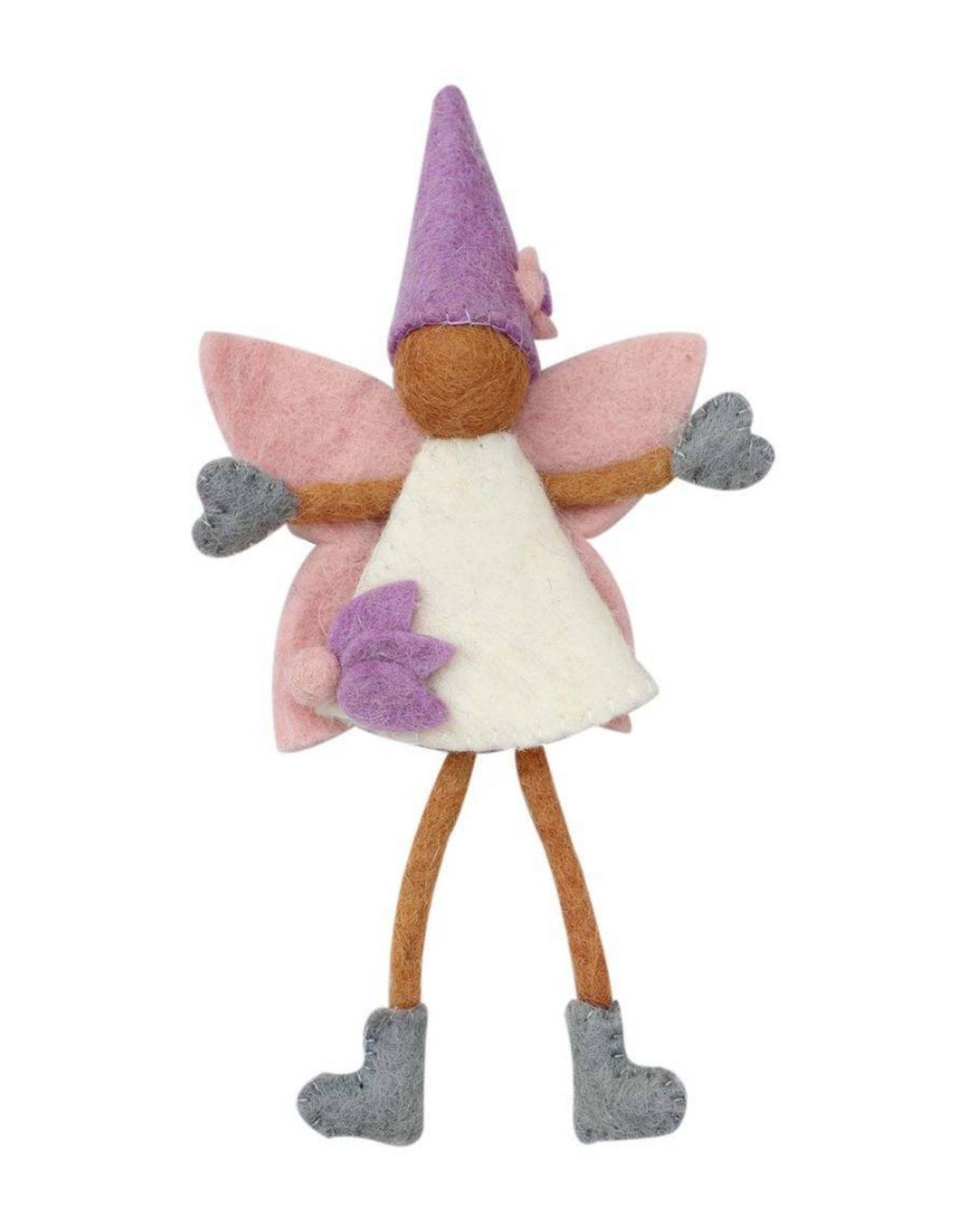 Global Crafts Cocoa Felt Tooth Fairy Pillow