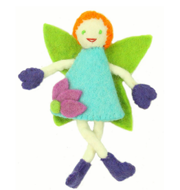 Global Groove Life Red Hair Felt Tooth Fairy Pillow