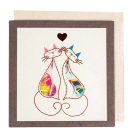 TTV USA Smitten Kittens Card