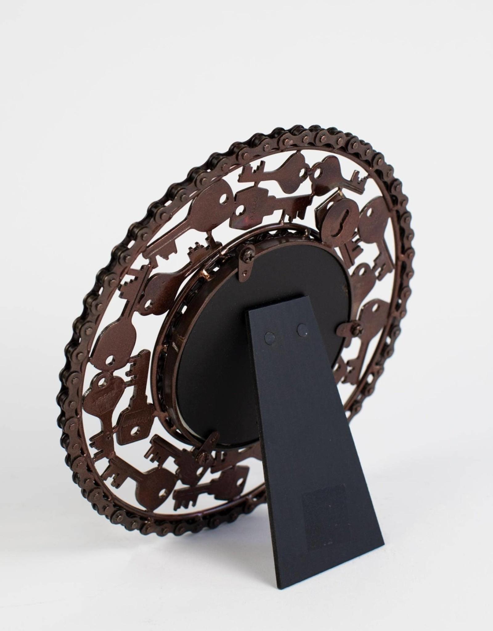 TTV USA Key & Bike Chain Frame