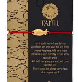 TTV USA Faith Bracelet