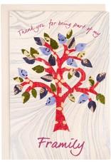 "TTV USA ""Framily"" Tree Card"