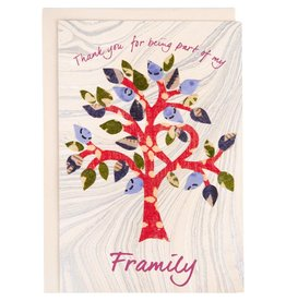 "TTV USA ""Framily"" Tree Card"