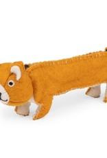 TTV USA Yellow Cat Pencil Case