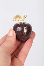 TTV USA Newton's Apple - Zebra Stone