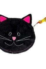 TTV USA Black Cat Coin Purse