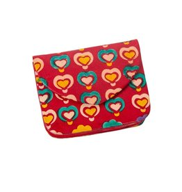 TTV USA Hearts Coin Purse