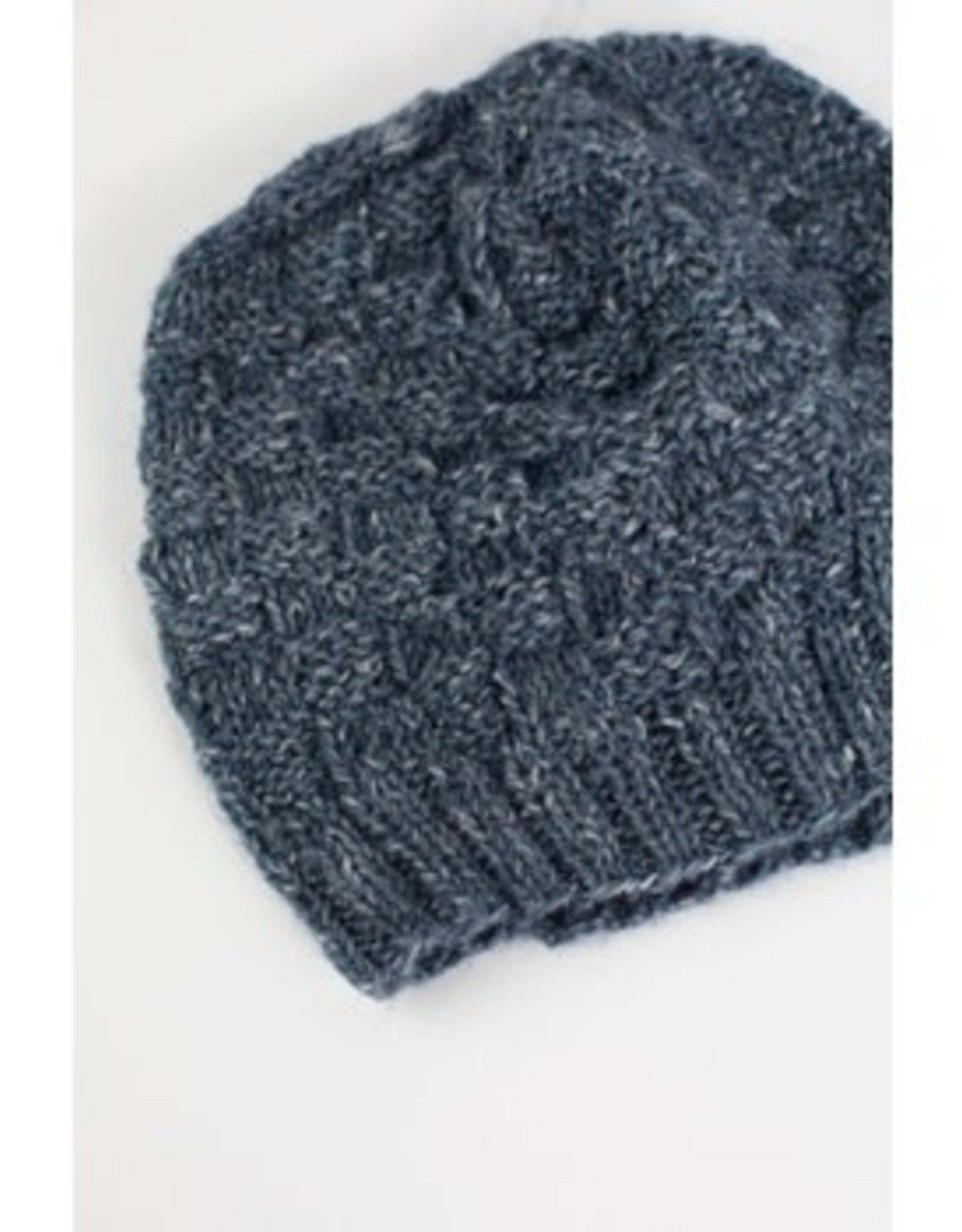 TTV USA Braided Cable Hat
