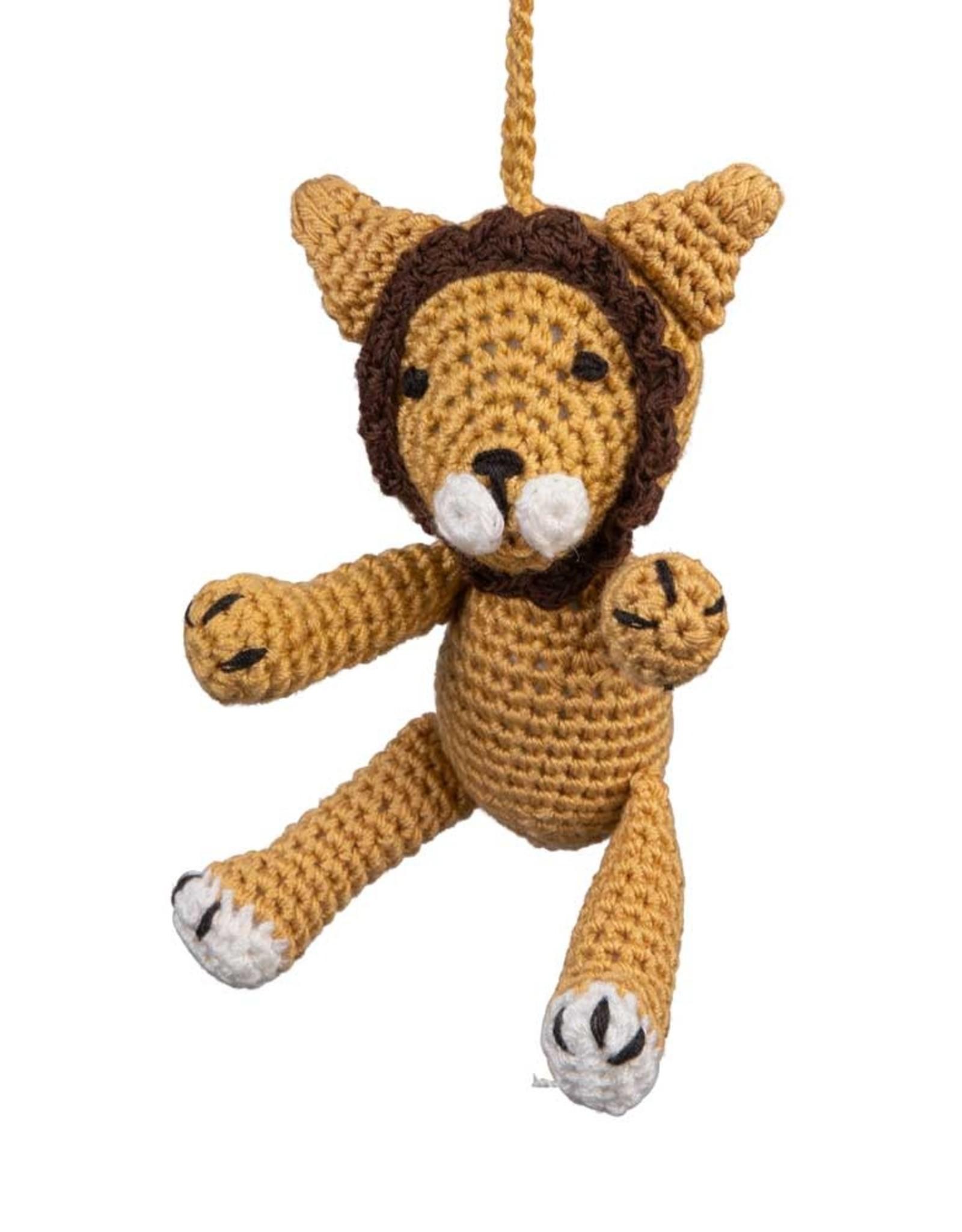 TTV USA Little Lion Ornament