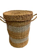 Hogla Laundry Basket with Lid