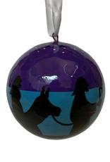 Ten Thousand Villages Nativity Ball Ornament
