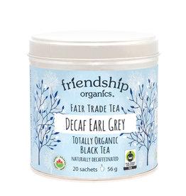 Friendship Organics Tea Friendship Decaf Earl Grey 56g 20 sachets