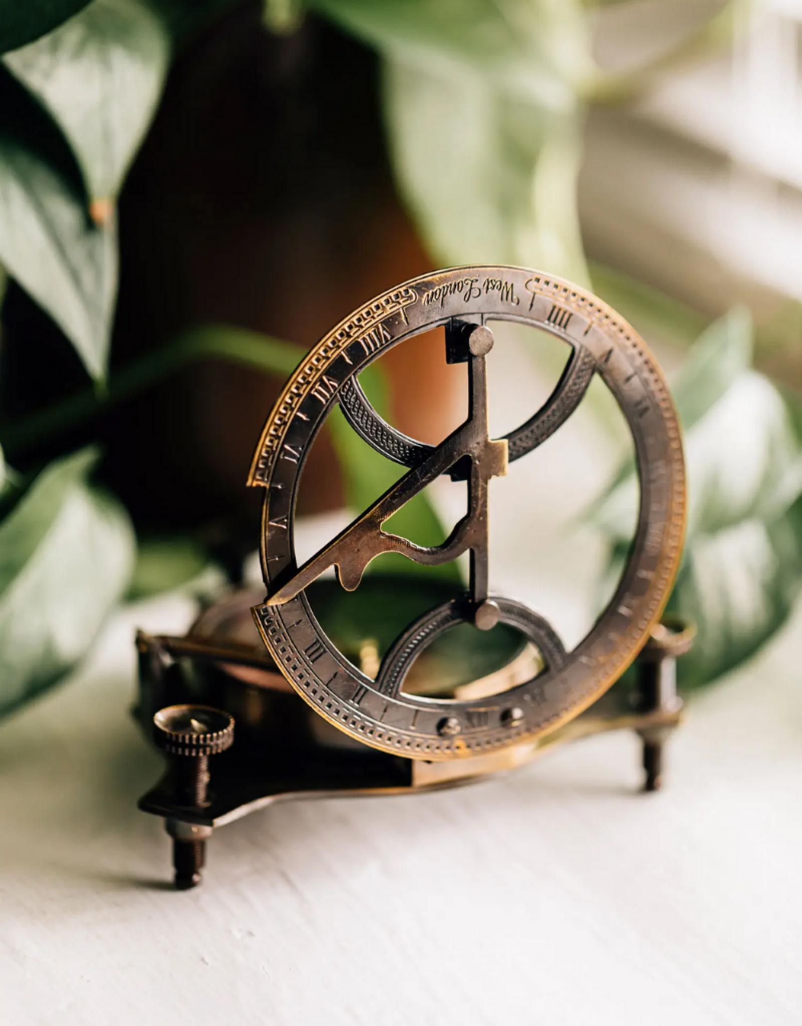 TTV USA Sundial Compass