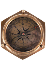 TTV USA Compass and Calendar